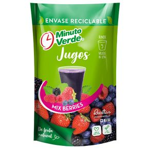 Jugo-Mix-Berries